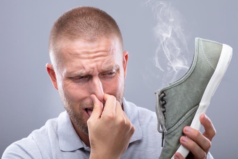 50代男性は体臭と口臭にも注意